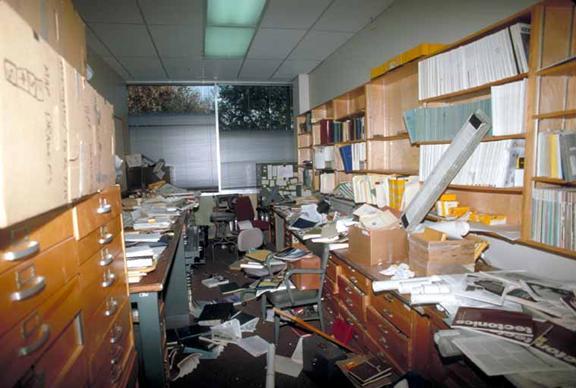 Earthquake Hazard Information