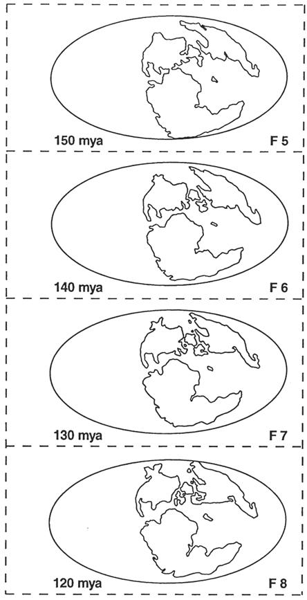 Plate Tectonics Flip Book