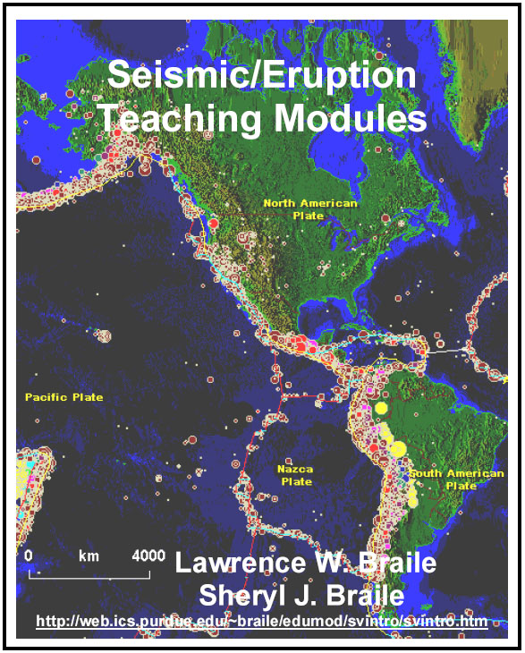 Lessons activities and demonstrations using the seisvole earthquake lessons activities and demonstrations using the seisvole earthquake and volcanic eruption mapping software gumiabroncs