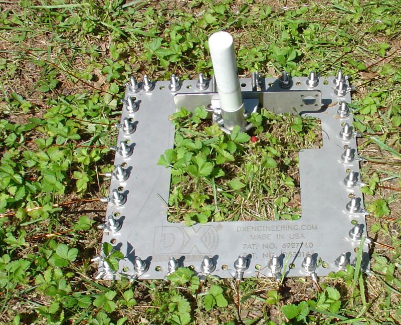 Butternut HF6V Vertical Antenna