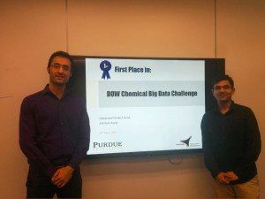 First place in DOW Big Data challenge 2015.