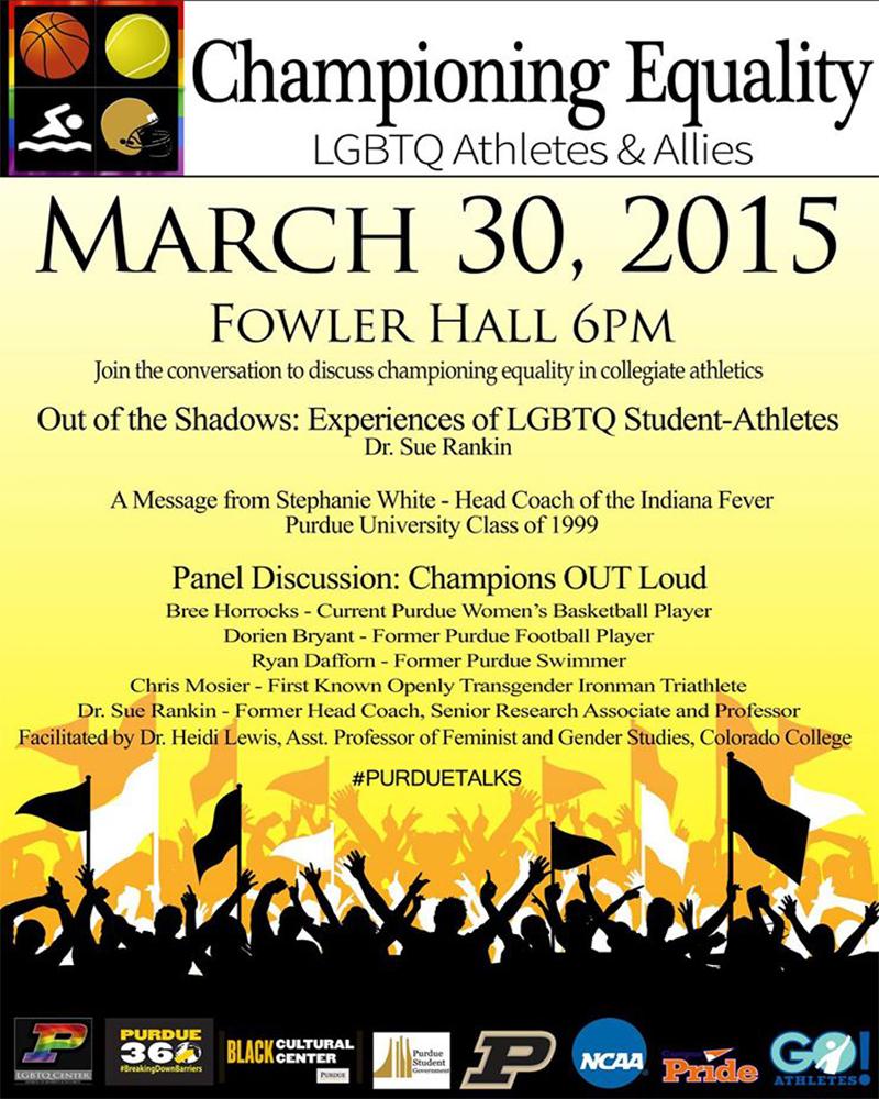 Championing Equality | Purdue 360