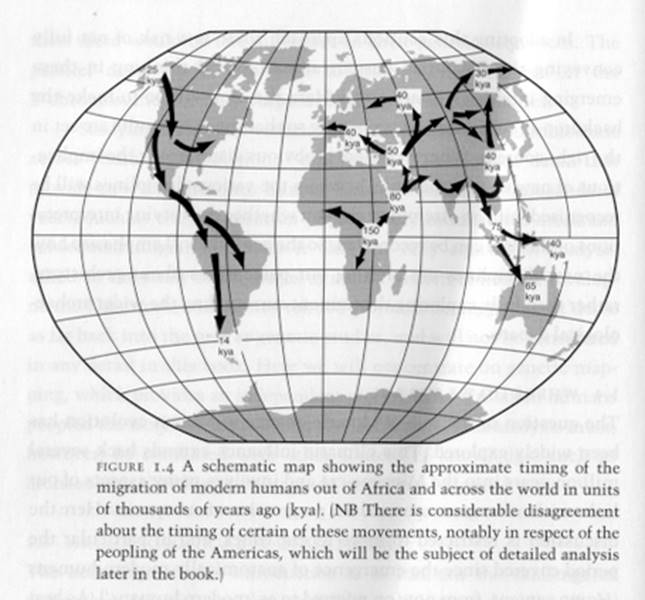 chapter human prehistory