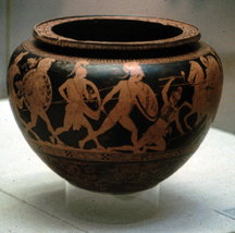 Greek Fine Ware Pottery Forms