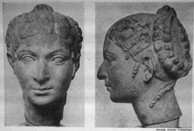 Socha Kleopatry