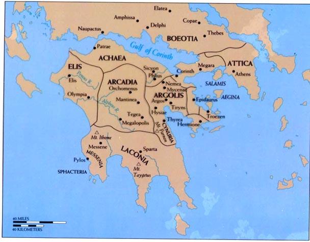 Classics181 Midterm Maps