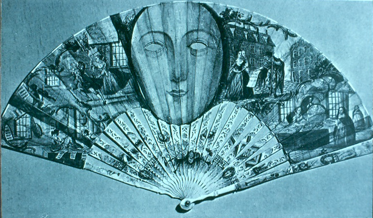 Online Exhibit - 17th century fans