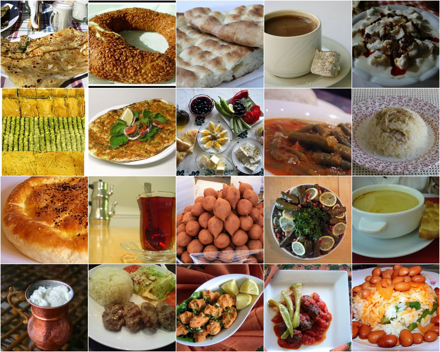 how to say eat in turkish